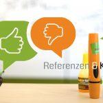 Referenzen und Kundenstimmen