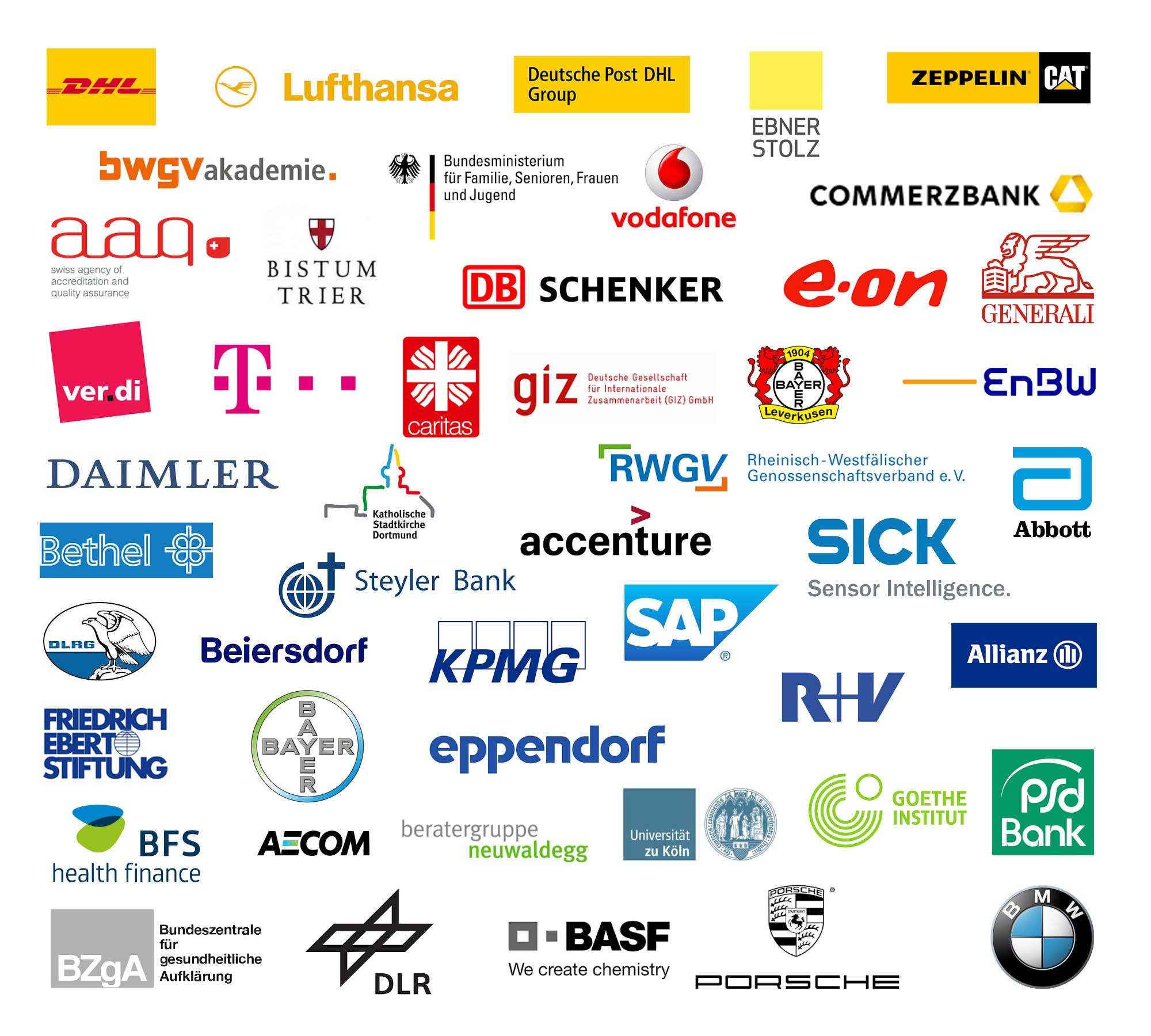 Referenzen Christoph Illigens | Visuelle und strategische Kommunikation