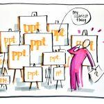 Powerpoint-Präsentationen im Überfluss