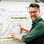 Christoph Illigens visualisiert live